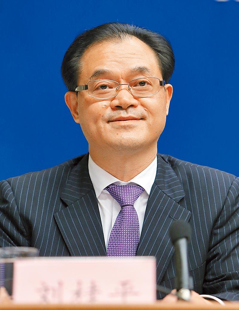 2016年時任中投副總經理劉桂平,出任重慶市副市長。(中新社資料照片)