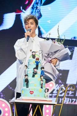 炎亞綸慶34歲生日 回首飛輪海:動作僵很好笑
