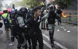 台生受困香港理大 陸委會證實:已遭港警逮捕
