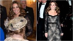 凱特王妃美出新高度!「全身透視、背部挖空」網暴動