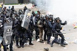 香港示威延燒 陸不敢動作的最後顧慮...