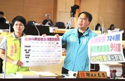 議員要求師法行銷台灣燈會政策 帶動觀光經濟成長