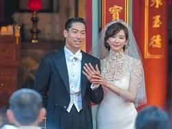 結婚還是朋友!林志玲絕美白紗照 釣出F4的他現身