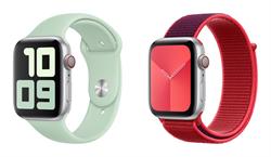 提供時尚新選擇 蘋果推出Apple Watch冬季錶帶