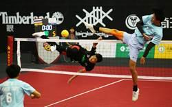 國際藤球邀請賽 泰國放話奪雙冠