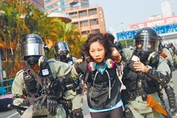拒變戰場 籲警方暫不入校園