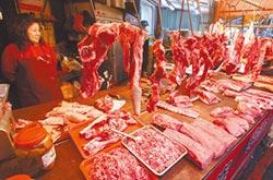 進口冷凍肉衝擊 豬價直直落