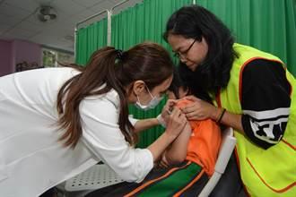 桃園公費流感疫苗開打 學生預計明年初接種完成
