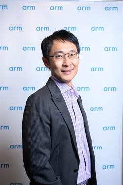 《科技》曾志光升任Arm台灣總裁