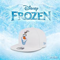 Elsa雪寶躍上帽 《New Era x冰雪奇緣2》高調圈粉!