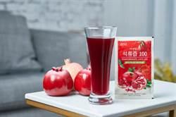 紅石榴汁營養價值高 越喝越美麗