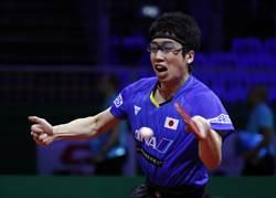 桌球》日本名將水谷隼遭19歲少女仙人跳