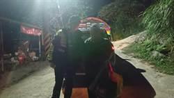 男子暗夜車輛拋錨 金山暖警送電解圍