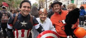 漫威要求紐約市議員別再扮美國隊長