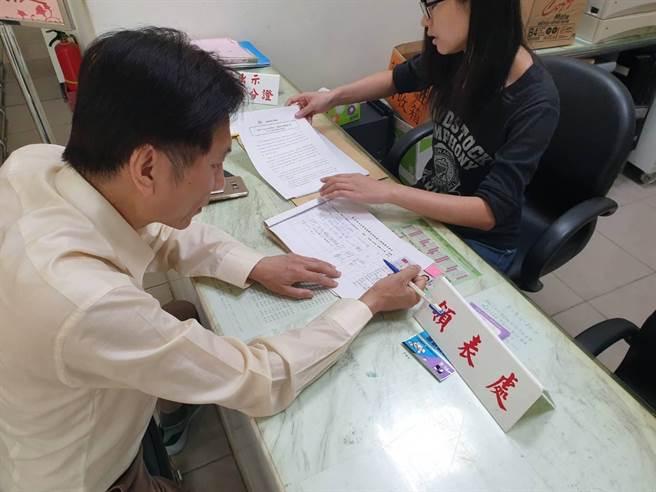 村長詹江村21日登記 韓國瑜辦公室勸相忍為國