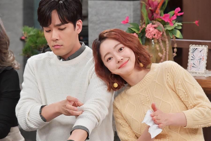 徐孝琳在《讓開吧,命運》中飾演女主角韓勝珠。(中天提供)