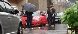 基隆警匪槍戰 毒蟲車內中彈亡