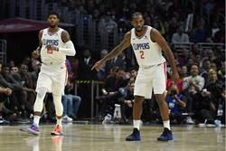NBA》卡哇伊與喬治聯手 快艇險勝綠衫軍