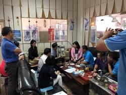鼓勵漁民加裝不斷電設備防燒損 台電彰化區處至漁村宣導