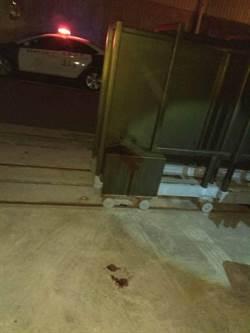 竹南工廠鐵捲門釀禍  工人鼻口冒血重傷不治