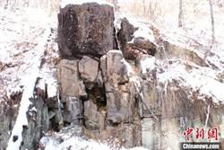 黑龍江大興安嶺最冷小鎮發現3幅7千年前新石器早期岩畫