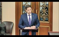 美參院全票通過挺港人權法案
