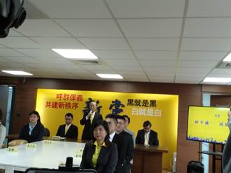新黨公布不分區名單:不會參與區域立委選舉