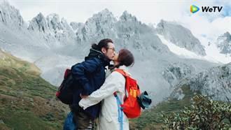 陳意涵、許富翔夫妻香格里拉公然放閃狂吻