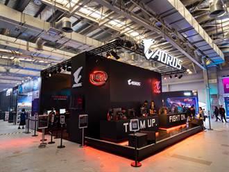 WirForce數位娛樂展會起跑 30家廠商亮點一次看