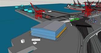 港務公司將在西27號碼頭後線興建多功能倉庫