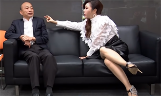 直擊幕後!利菁一個舉動拍韓國瑜 讓人融化了