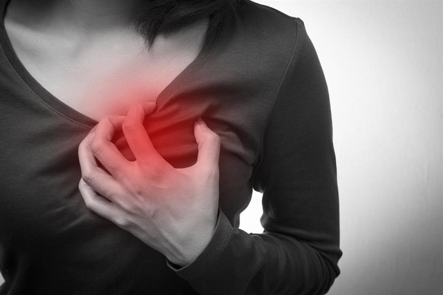 心肌梗塞能自救?醫:10秒內必做3件事。(達志影像)