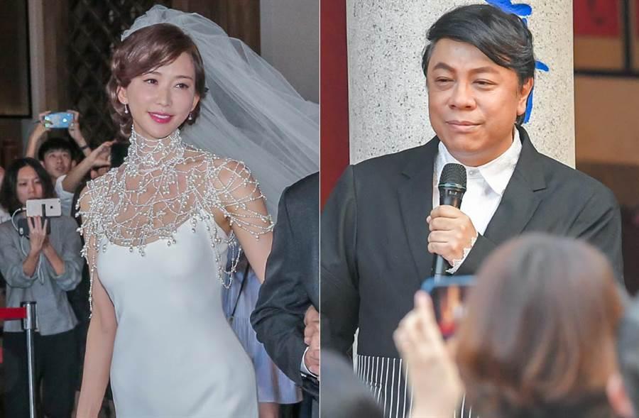 蔡康永認為林志玲並非圈內情商最高者。(中時資料照片)