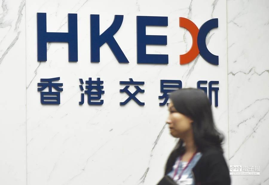 香港抗爭沒在怕,陸資自六月初以來狂掃港股1500億港元。(新華社資料照片)