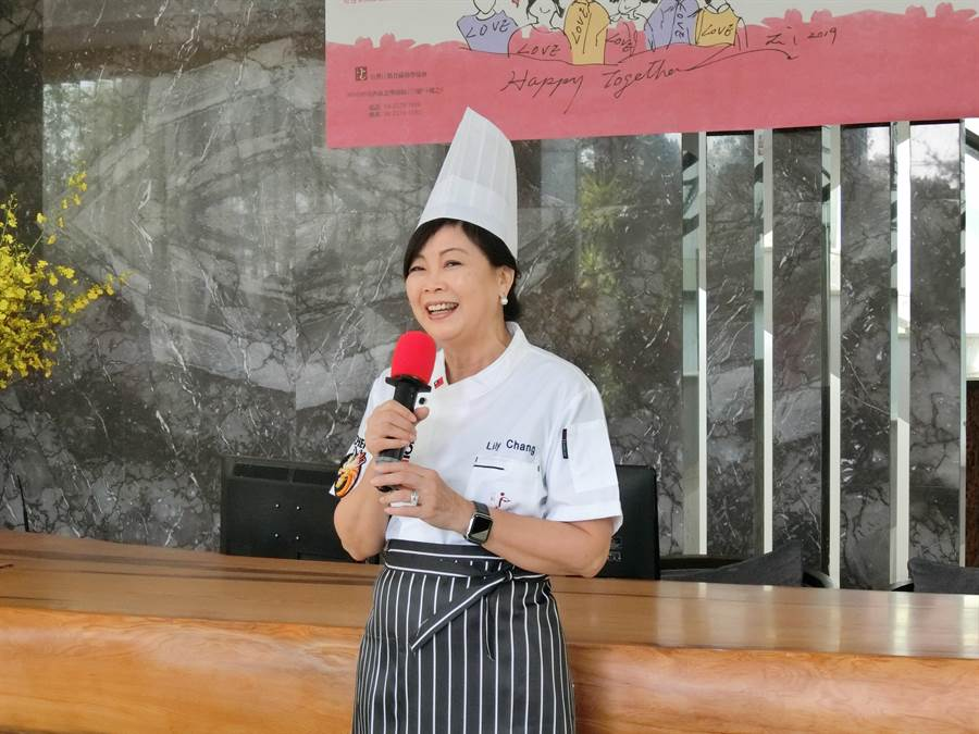 推動台灣行動菩薩助學協會創會的龍寶建設董事長張麗莉表示,看到孩子們的改變更加堅信教育是翻轉人生的一條重要道路。(盧金足攝)