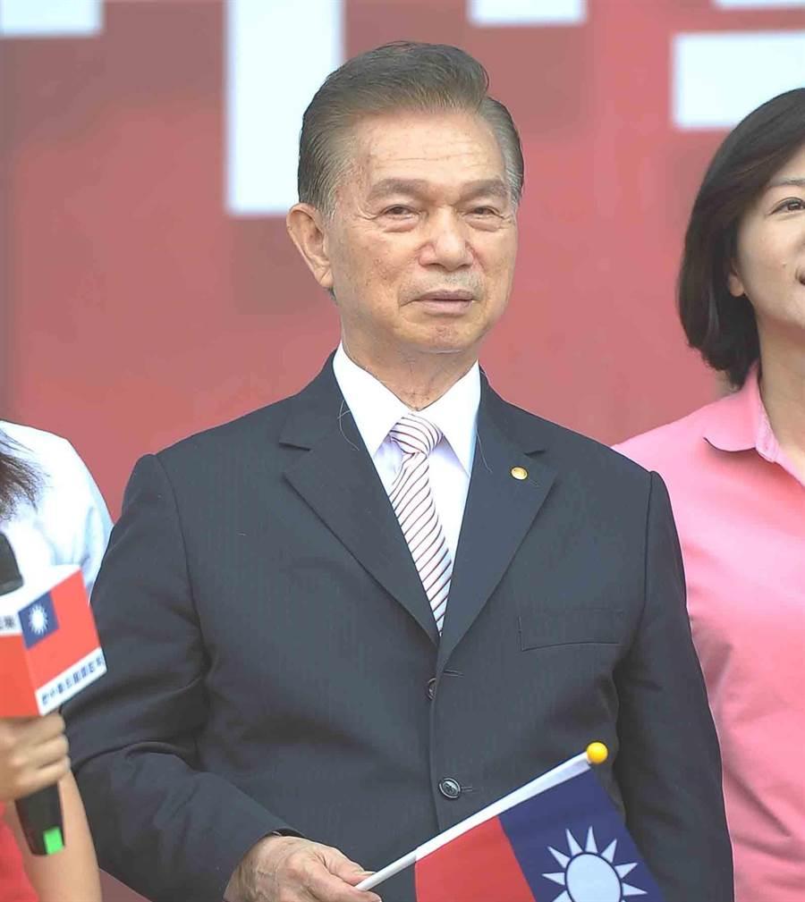 國民黨中央評議委員劉盛良。(圖/資料照片)