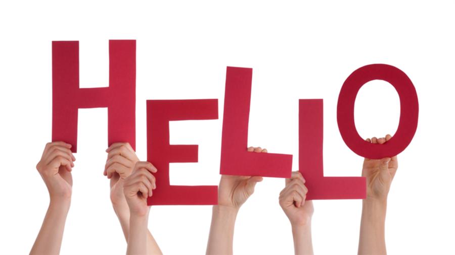 今天是「世界哈囉日」,你跟10個人說哈囉了沒?(取自members.experience360.com.au/)