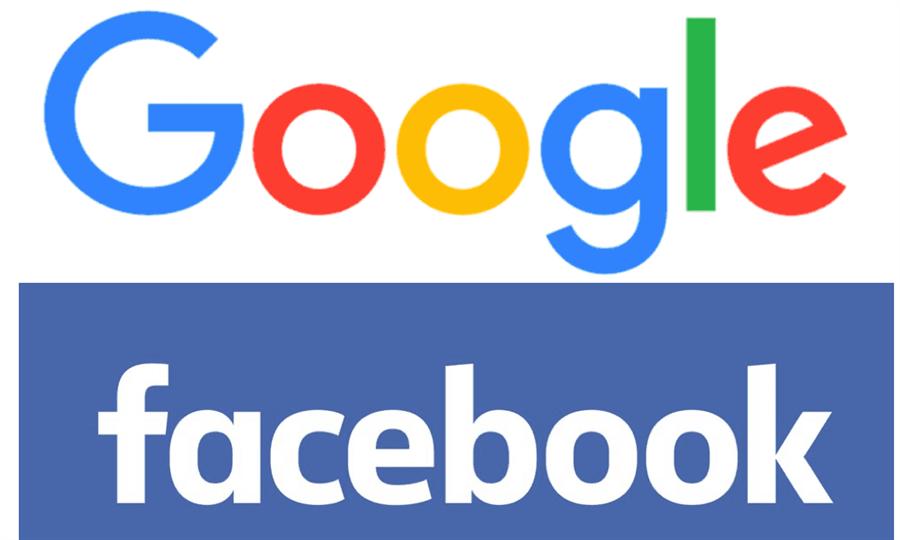 網路巨擘臉書與Google遭國際特赦組織指控侵害人權。(取自theguardian.com)