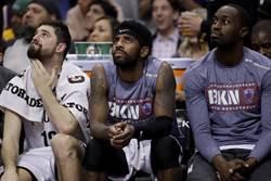 NBA》綠軍總裁:球迷不該狂噓厄文
