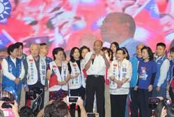 韓婦女後援會成立 韓國瑜親自出席