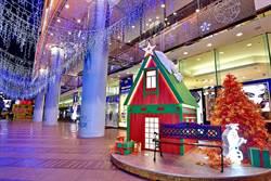東區不只耶誕點燈!冰雪奇緣夢幻場景玩雪也賞楓