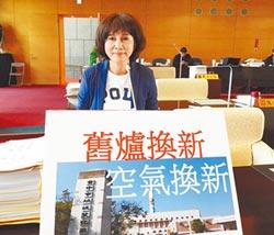 臺中文山焚化廠更新 2024年完工