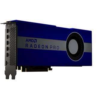 超微推出全球首款台積電7奈米製程專業級PC工作站繪圖卡