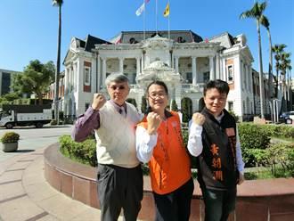中市立委親民黨參選人聯合登記 搶國會席次
