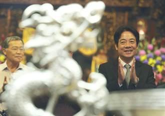 韓國瑜以「一女三男打麻將」喻兩岸關係 賴清德:建議韓市長不要再打了