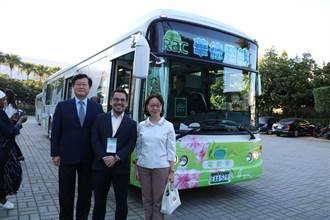 蔡裕慶:日電力公司有意導入華德電動巴士