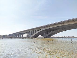 台61線七股溪橋 拚10大最美公路