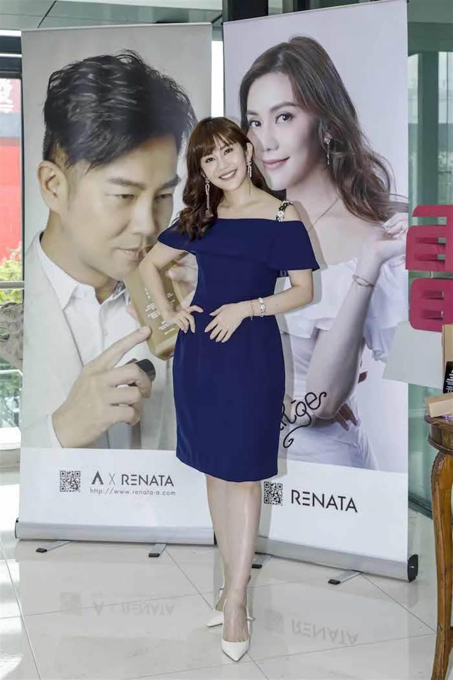王宇婕演出八點檔《炮仔聲》也經營副業。三立提供