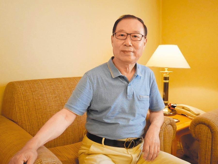 大陸國台辦前副主任王在希。(本報資料照片)