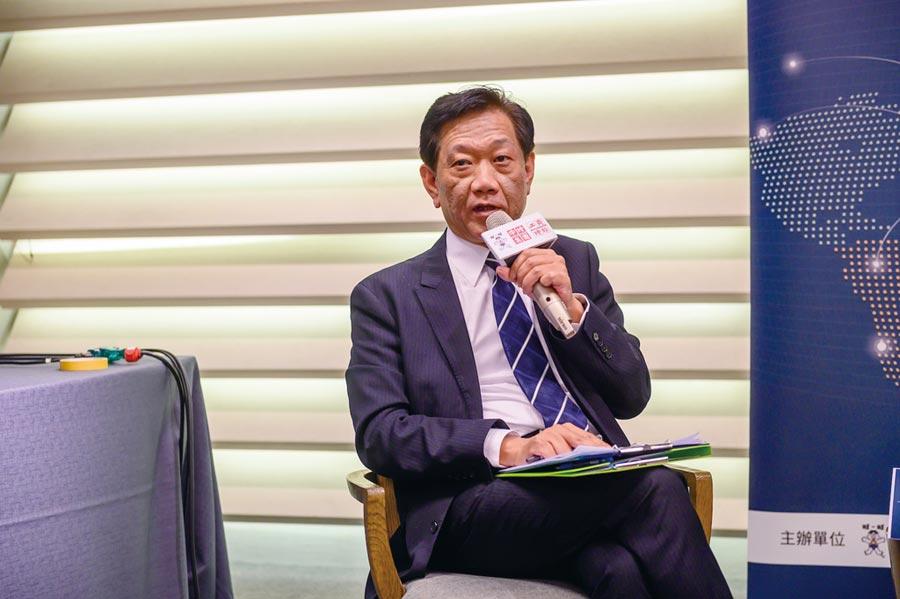 工商時報社長陳國瑋